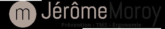 Jérôme Moroy - Prévention, TMS et Ergonomie en Rhône Alpes